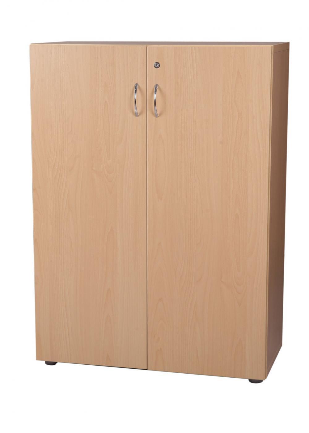 Holz Aktenschrank Sideboard 2 Oh Buche Mit Flugelturen Sofort Und