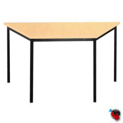 Schreibtisch Besprechungstisch Büromöbel Verkaufstisch 160x80 Ahorn-Dekor 331102
