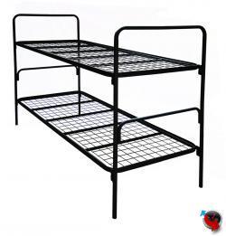 stahlrohr etagenbetten matratzen online kaufen bei. Black Bedroom Furniture Sets. Home Design Ideas